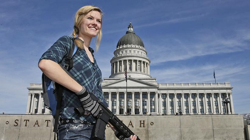 US-Waffenlobby: Firmen wollen mit der NRA nichts mehr zu tun haben