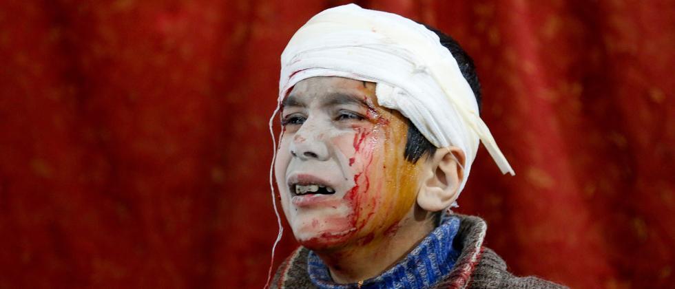 Syrien: Ostghuta 2018
