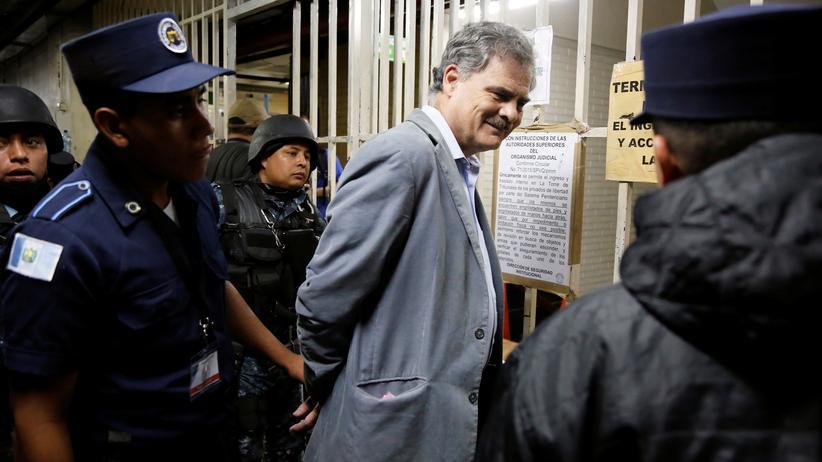 Guatemala: Oxfam-Präsident wegen Verdachts auf Korruption festgenommen