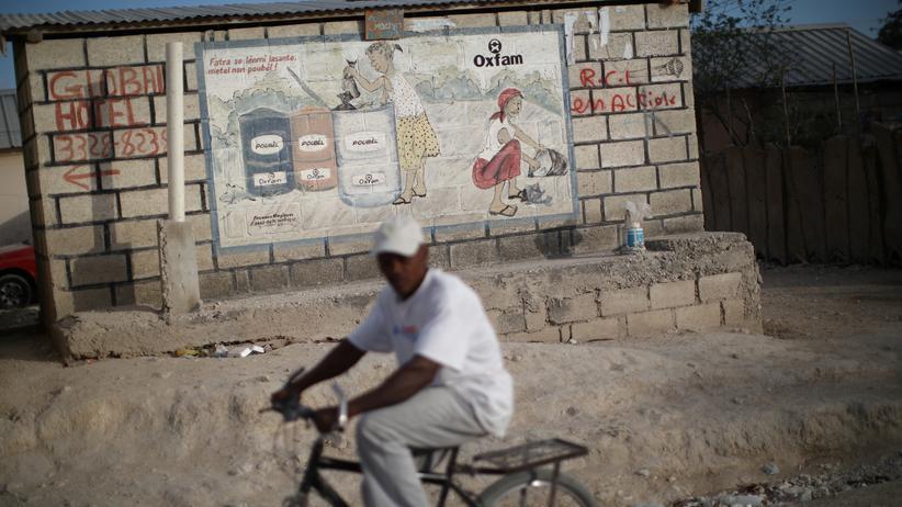 Hilfsorganisationen: Skandal um Missbrauch in NGOs weitet sich aus