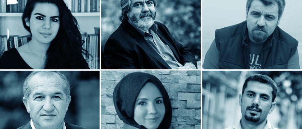 Pressefreiheit in der Türkei: Zehra, Serkan, Yakup – angeklagt wegen Journalismus