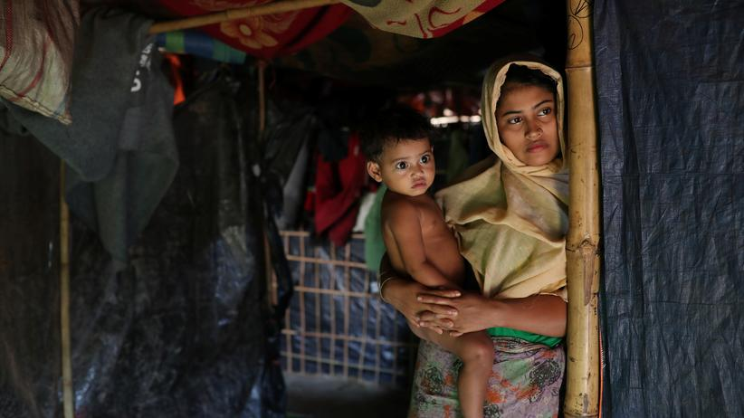 Flüchtlingslager: Sie wollen zurück