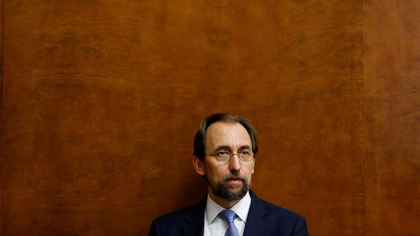 Said Raad al-Hussein: Der scheidende UN-Hochkommissar für Menschenrechte, Said Raad al-Hussein