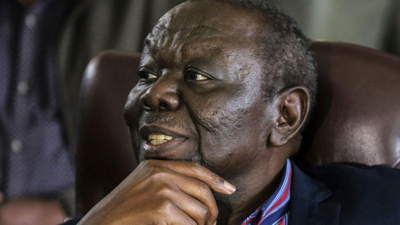 Simbabwe: Langjähriger Oppositionsführer Morgan Tsvangirai gestorben