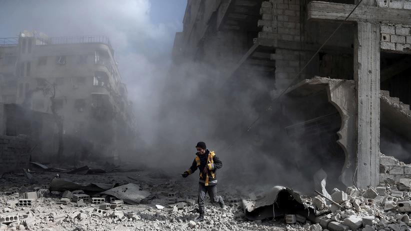 Syrien: Neue Angriffe trotz Waffenruhe in Ostghuta