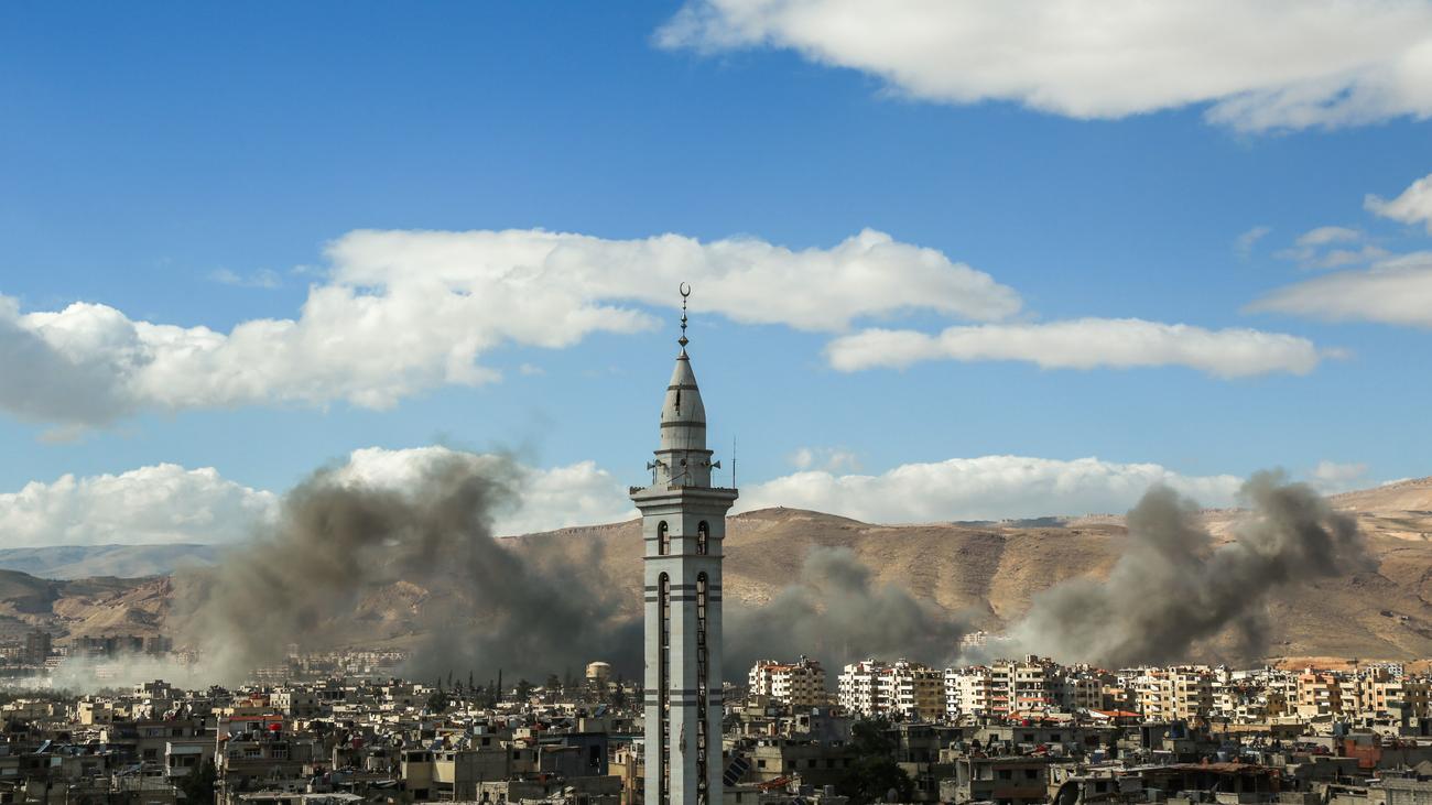 Syrien: Nordkorea lieferte laut UN Chemiewaffen-Material nach Syrien