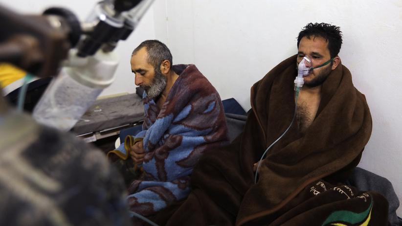 Syrien: Verletzte in Sarakib
