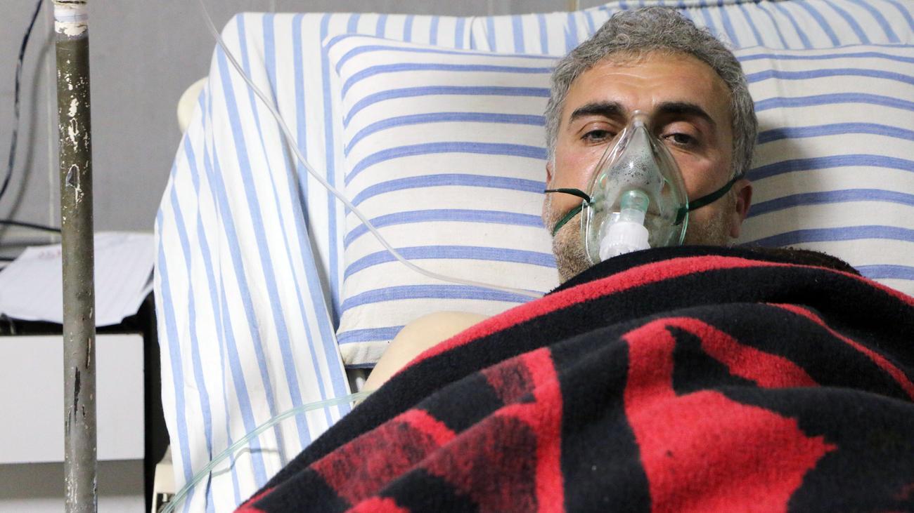 Syrien: Kurden werfen Türkei Giftgasangriff in Afrin vor