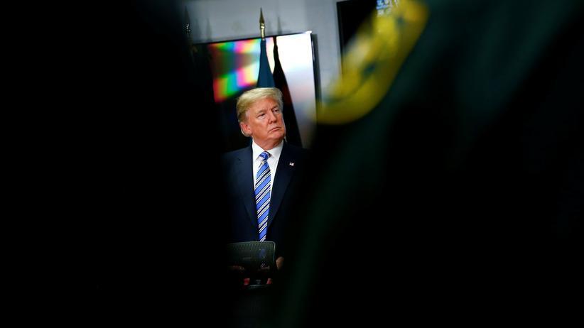 Russland-Affäre: Trump rügt seinen Sicherheitsberater