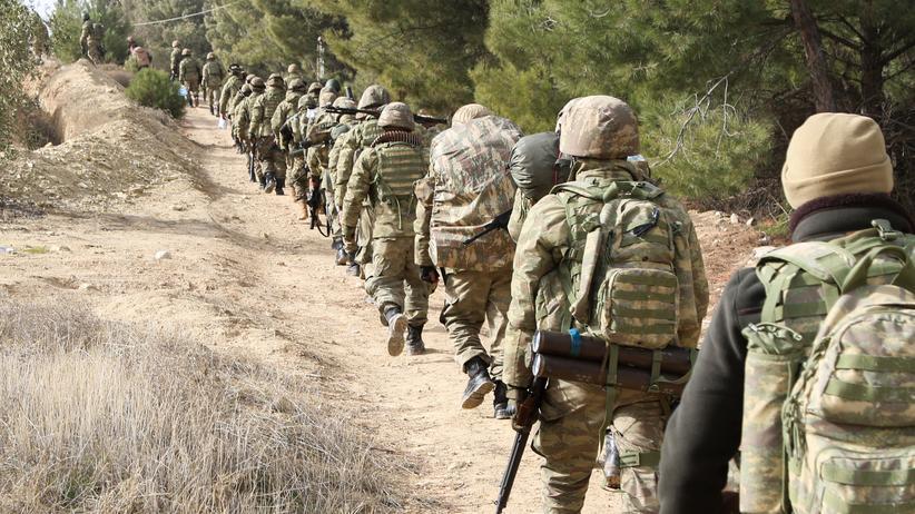 Türkei: Grenzschützer sollen auf Flüchtlinge geschossen haben