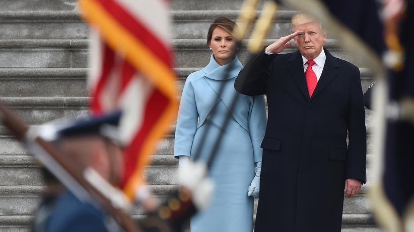 US-Präsident: Trump ordnet Militärparade durch Washington an