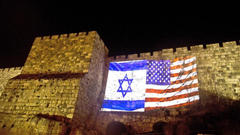 Israel: US-Botschaft zieht schon im Mai nach Jerusalem