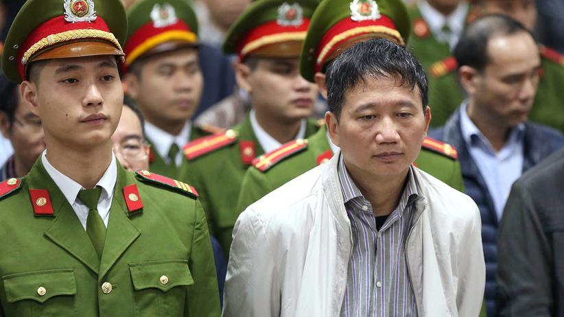 Vietnam: Weitere lebenslange Haftstrafe für Trinh Xuan Thanh