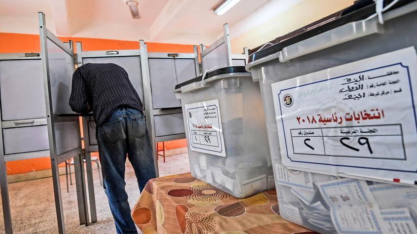 Ägypten: Wahlkommission droht Nichtwählern mit Geldstrafe