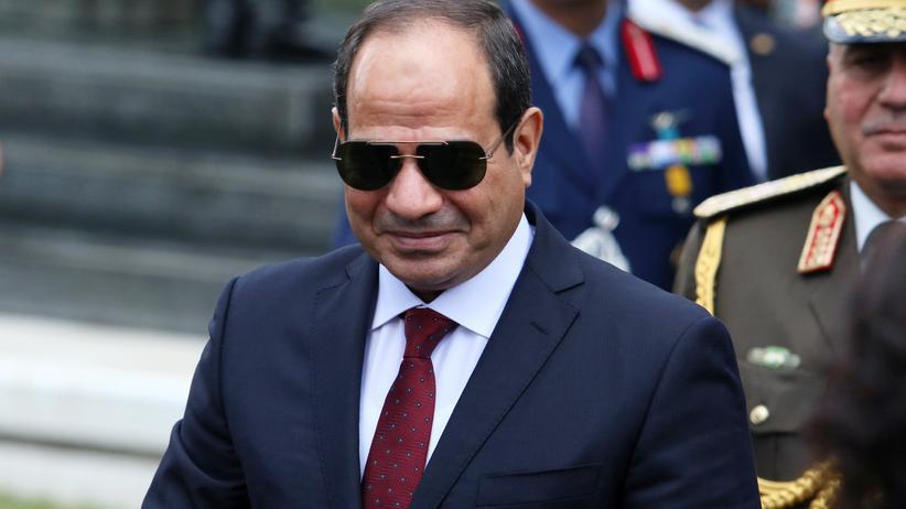 Ägypten: Al-Sissi soll mit 97 Prozent wiedergewählt worden sein