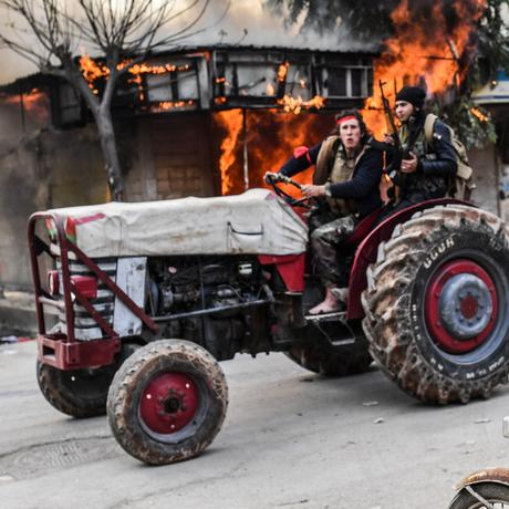 Afrin: Hauptsache, raus