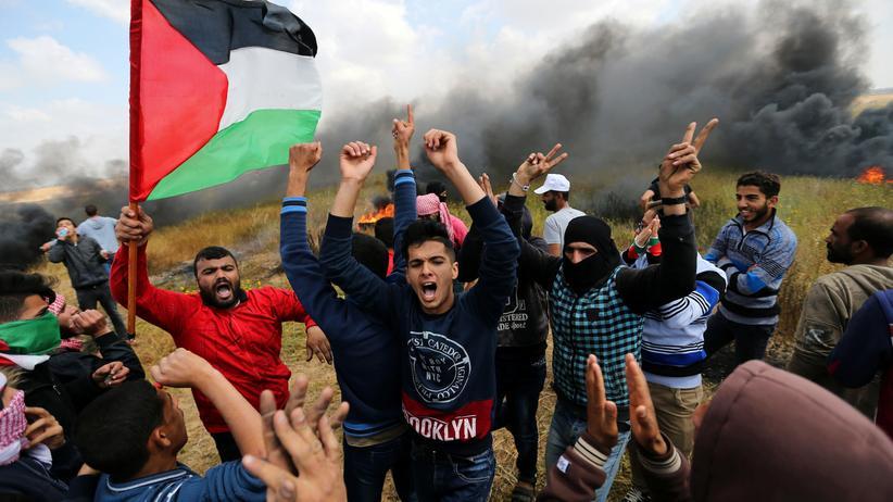 Palästinenser: UN fordern Untersuchung der tödlichen Gewalt in Gaza