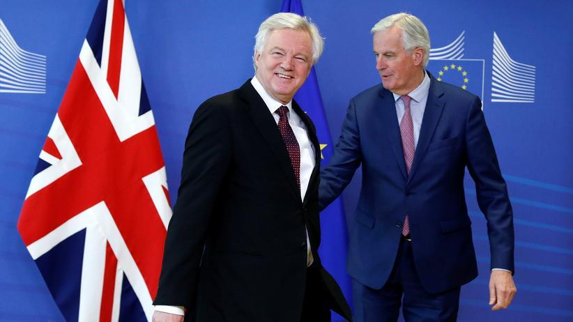 Brexit: EU und Großbritannien vereinbaren Übergangsfrist