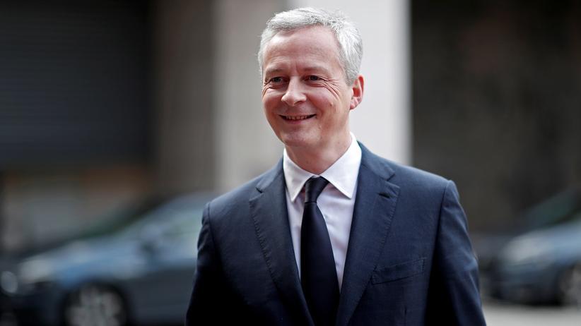 Staatshaushalt: Frankreichs Finanzminister Bruno Le Maire