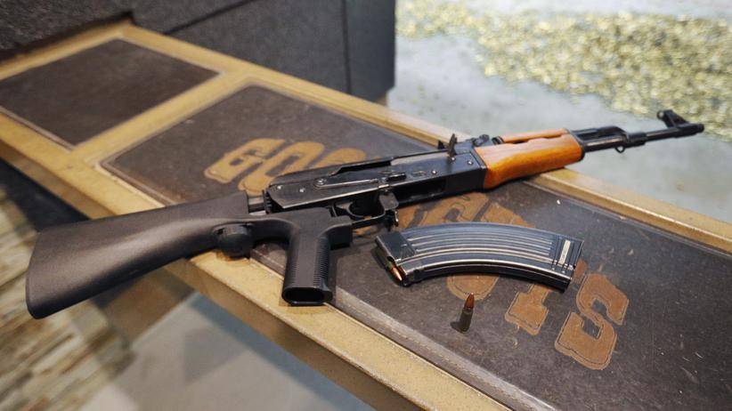 USA: Justizministerium will Waffenregeln verschärfen
