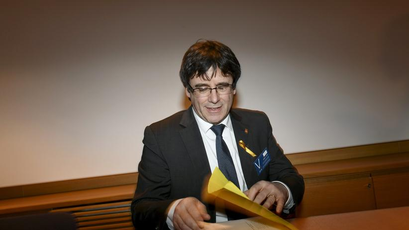 Carles Puigdemont: Wen haben wir da aufgegabelt?