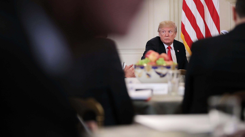 Republikaner warnen Trump vor Importzöllen