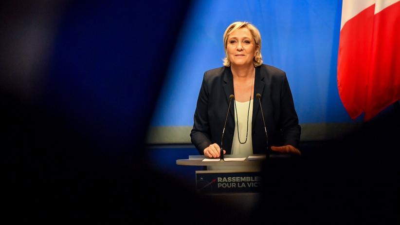 Frankreich: Neues Etikett für die alten Rechten