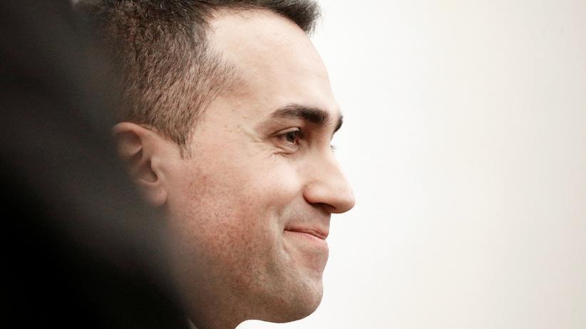 Italien-Wahl: Fünf Sterne wollen regieren