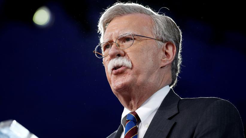 John Bolton: Der Neue im Falkennest