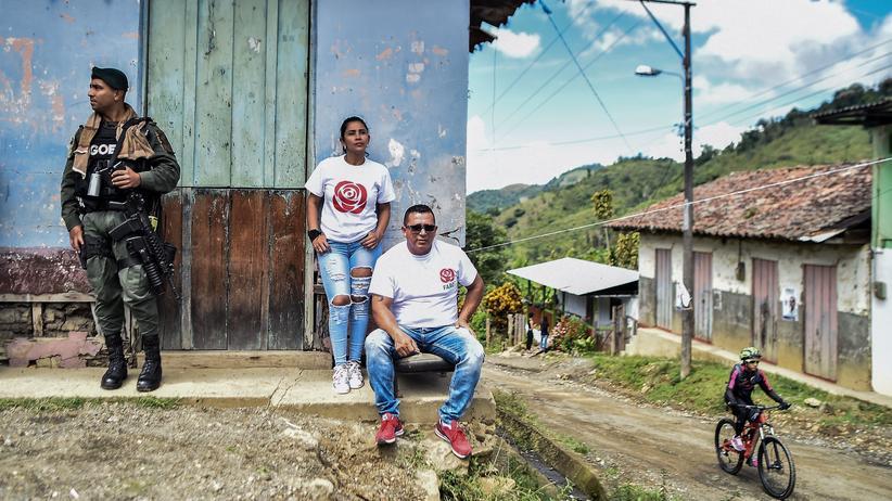 Kolumbien: Schlechte Aussichten für den Frieden