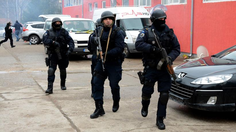 Kosovo: Serbien erhebt schwere Vorwürfe gegen EU-Mission
