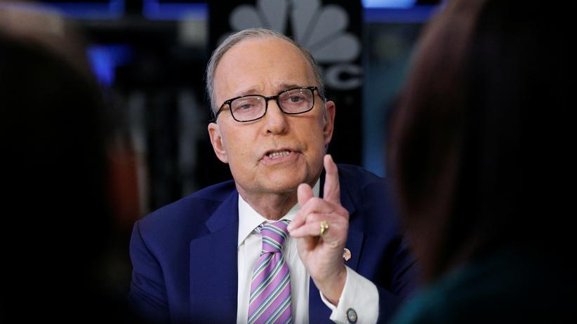 Larry Kudlow: Trump wünscht sich Moderator als Wirtschaftsberater