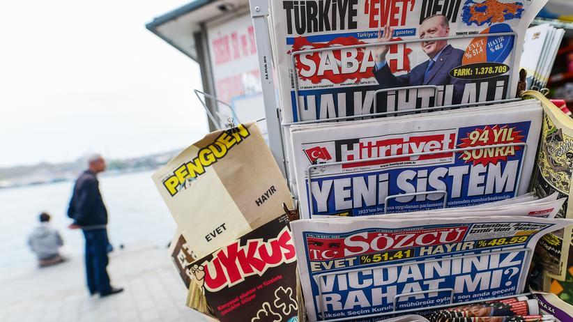 Medien: Regierungsnaher Konzern kauft größte Mediengruppe der Türkei