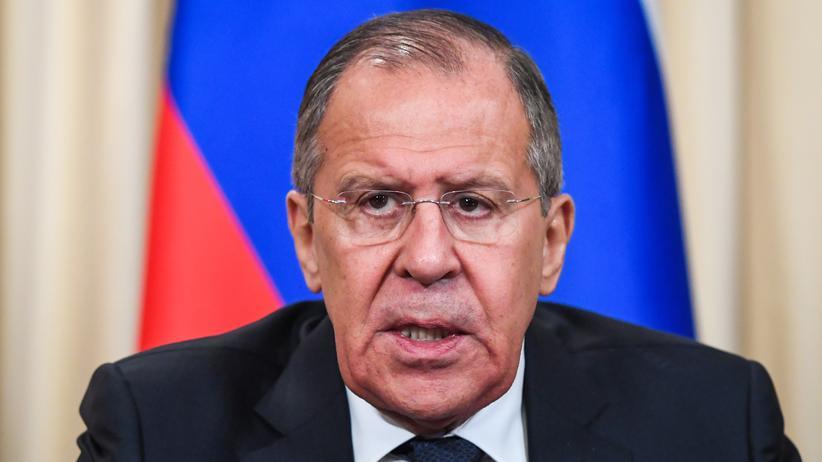 Moskau: Russland will britische Diplomaten ausweisen