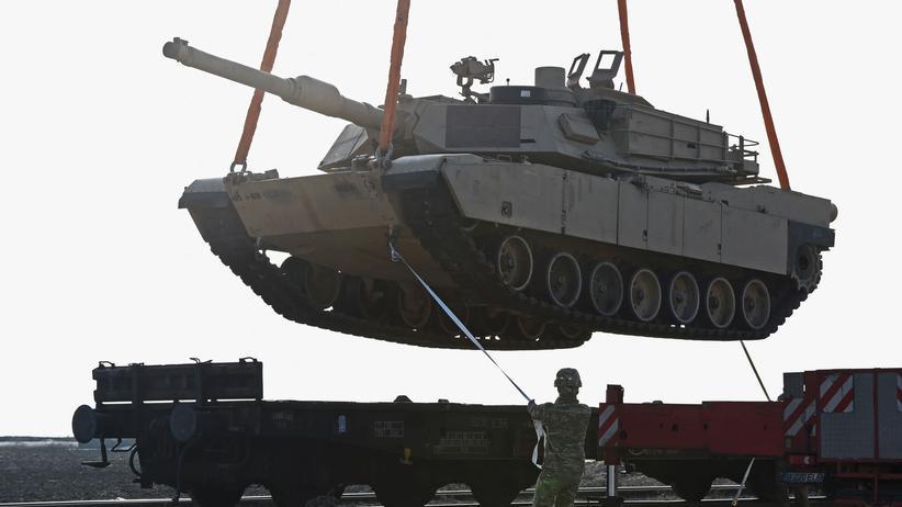 Verteidigung: Nato-Länder erhöhen Verteidigungsausgaben nur langsam