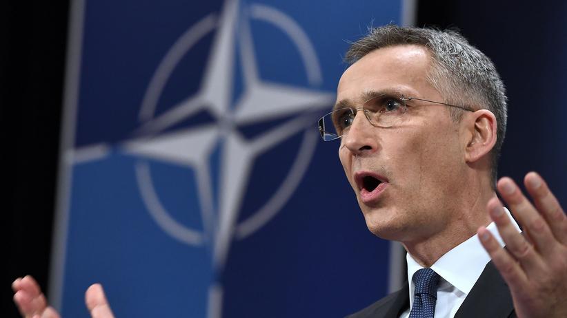 """Jens Stoltenberg: """"Russland wird immer unberechenbarer und immer aggressiver"""""""