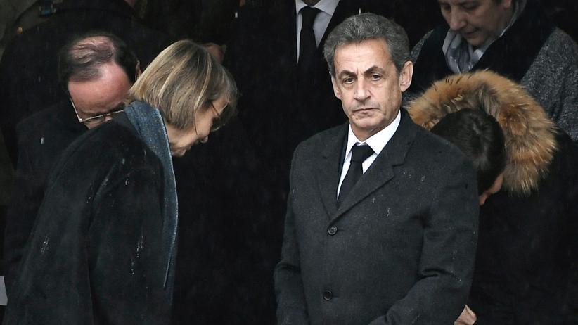Frankreich: Nicolas Sarkozy muss in Bestechungsaffäre vor Gericht