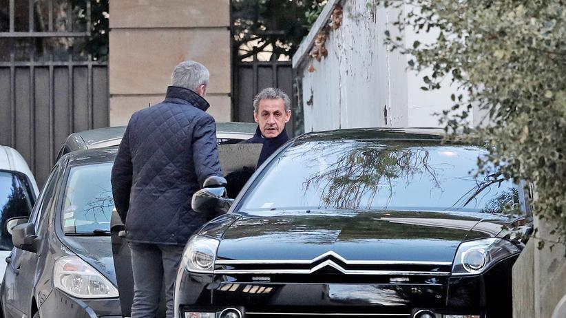 Frankreich: Ex-Präsident Sarkozy der Korruption beschuldigt