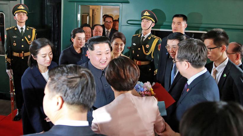 Nordkorea-Konflikt: Kim, der alte Genosse