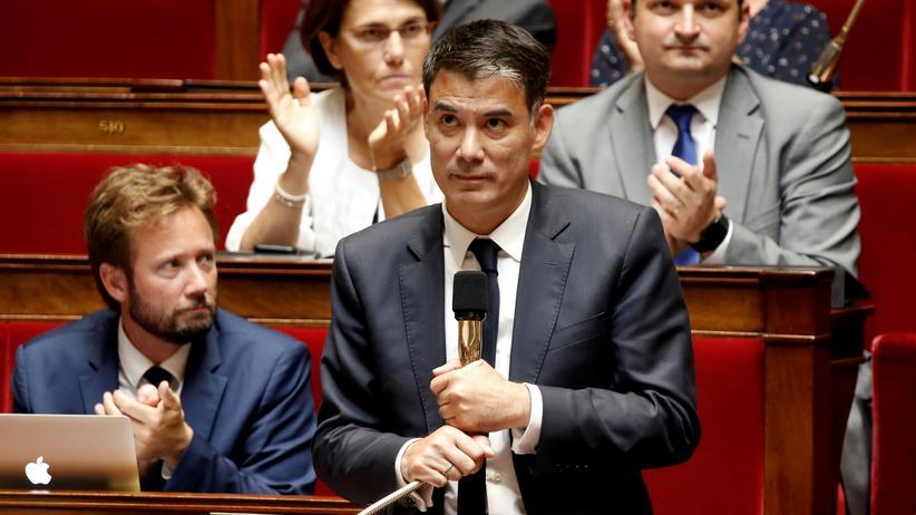 Frankreich: Olivier Faure zu neuem Sozialisten-Chef gewählt