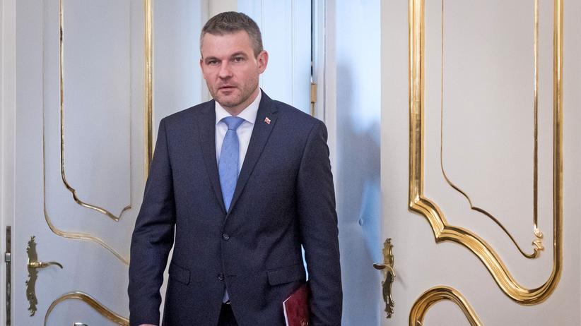 Slowakei: Regierungschef Fico zurückgetreten