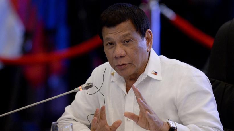 Philippinen: Duterte kündigt Rückzug vom Internationalen Strafgerichtshof an