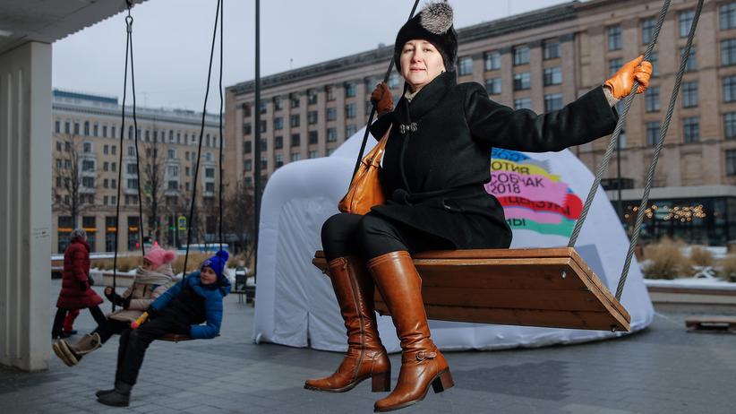 """Präsidentschaftswahl in Russland: """"Uns stehen alle Türen offen"""""""