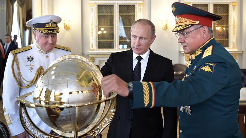 Russland: Putin will Militärausgaben kürzen