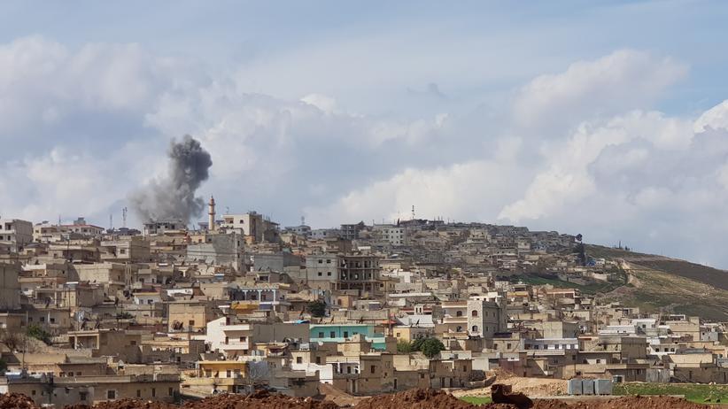 Syrien: Aktivisten melden 16 Tote nach Angriff auf Krankenhaus in Afrin