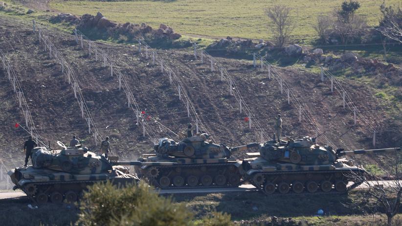 Recep Tayyip Erdoğan: Türkei will gegen kurdische Milizen im Nordirak vorgehen