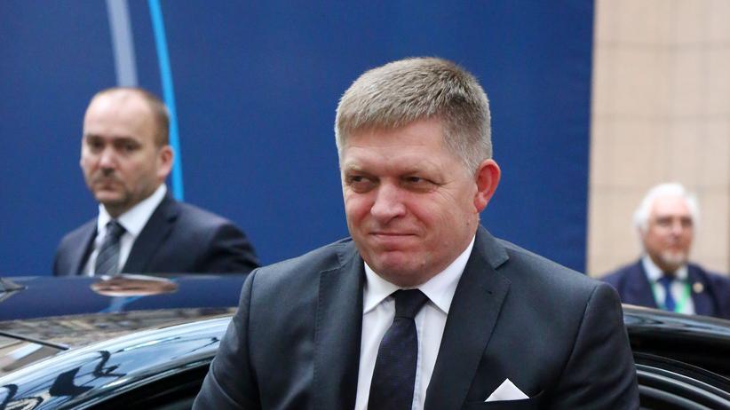 Robert Fico: Der slowakische Ministerpräsident Robert Fico
