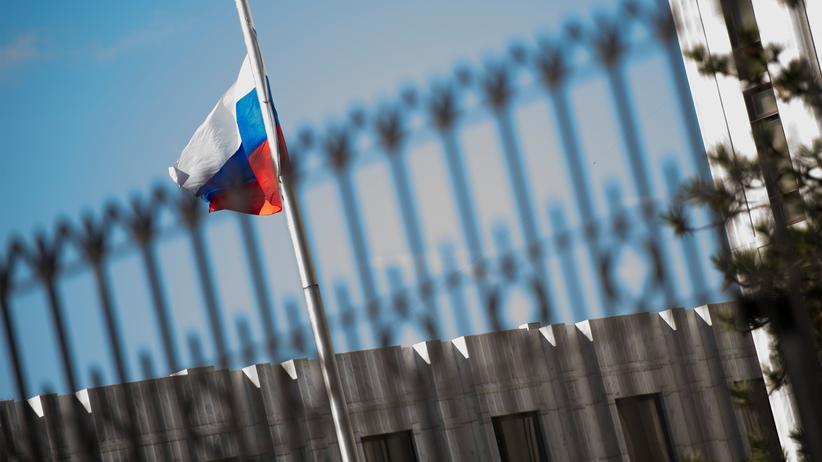 Washington: Russland sieht Verhältnis zu den USA zerstört