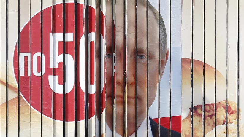 Russland: Wladimir Putin bleibt im Amt