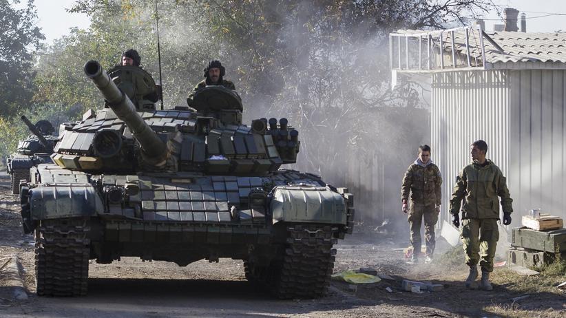 Ukraine-Krise: USA liefern Panzerabwehrraketen an Ukraine